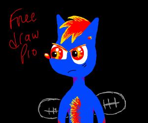 Free Draw (PIO)