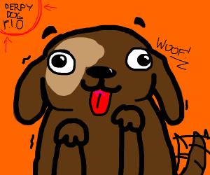 Derpy Dog PIO