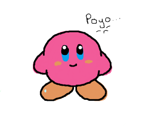 Kirby is getting restless, mortal