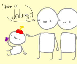 """""""HERE'S JOHNNY"""""""