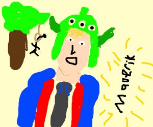 Suicide forest meme