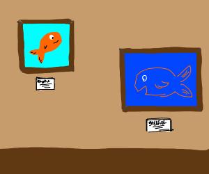 Goldfish Museum