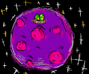 Nest from an Alien Planet