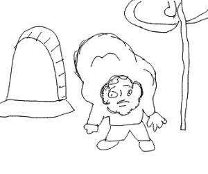 A hunchback