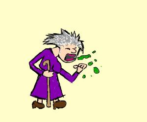 grandma cough