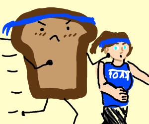 Toast Athlete