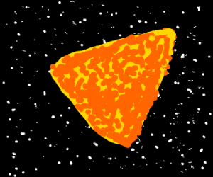 Dorito in Space