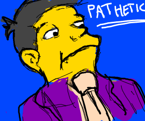 Skinner says Pathetic