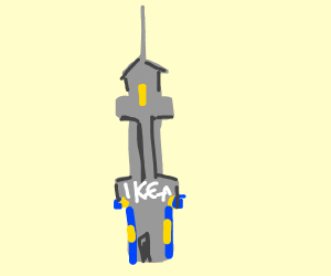 Ikea tower