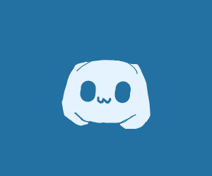 Discord logo, but something is wrong