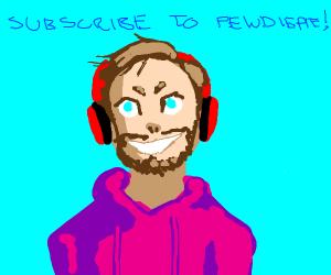Sub to pewds