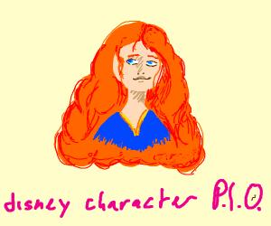 Disney Character PIO