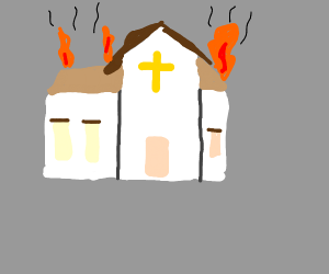 Hot church