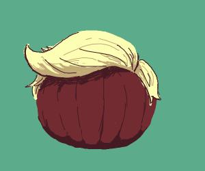 Pumpkin Trump