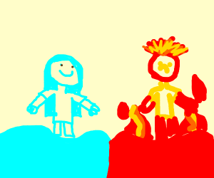 Watergirl and Fireboy