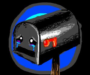 Crying Mailbox