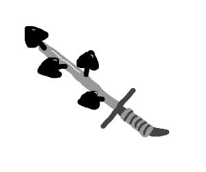 blade of spades
