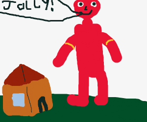Jolly Red Giant