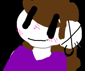 Jaiden Animations but with ear piercings