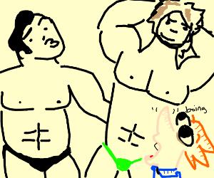 Naked guys boing