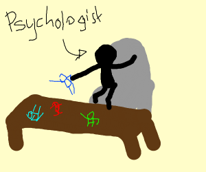 Psychologist Playing