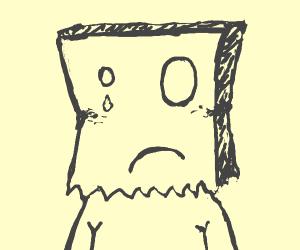 Sad default drawception profile picture