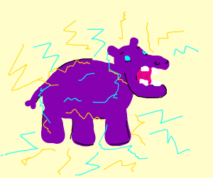 Electric Hippo