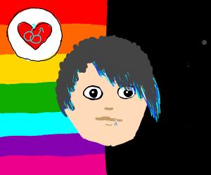 gay emo kid