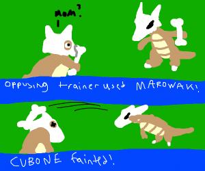 Cubone/Marowak