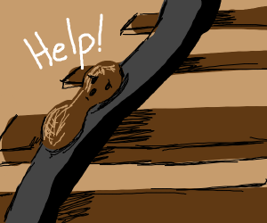 peanut in need of help