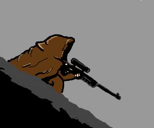 a field sniper