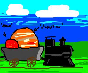 planetary travel :0