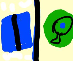 Floating Jeans VS. Rugged Jacksepticeye