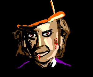 Evil Willy Wonka