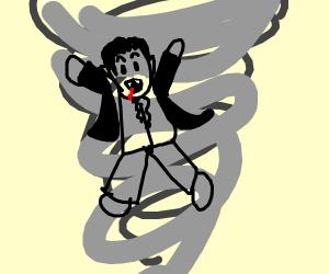 Vampire in a Tornado