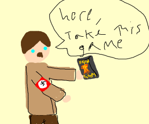 The nazis give us exploding kittens