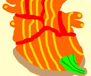 pumpkin heart throb