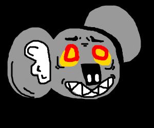 psychotic koala