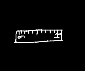 1ft ruler