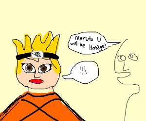 Naruto will be Hokage
