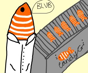 Clownfish Candy Maker
