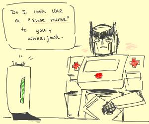 Shoe Nurse