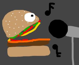 Burger Sing ;))