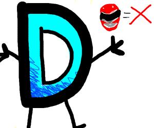 Drawception D doesnt like power rangers