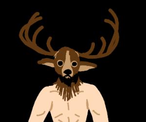 Deer-man