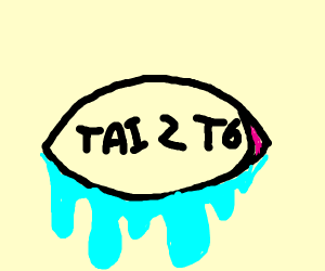An Eye with tai 2 t6 (I don't know either)