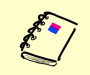 Bisexual notebook