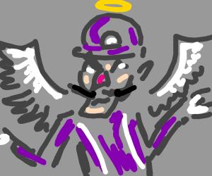 waluigi is an angel