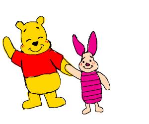 Bear and Pig