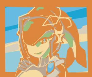 Mipha (Zelda BotW)